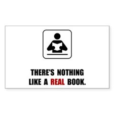 Real Book Decal
