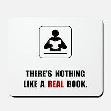 Real Book Mousepad
