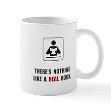 Real Book Mugs