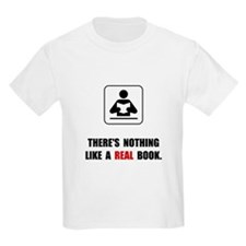 Real Book T-Shirt