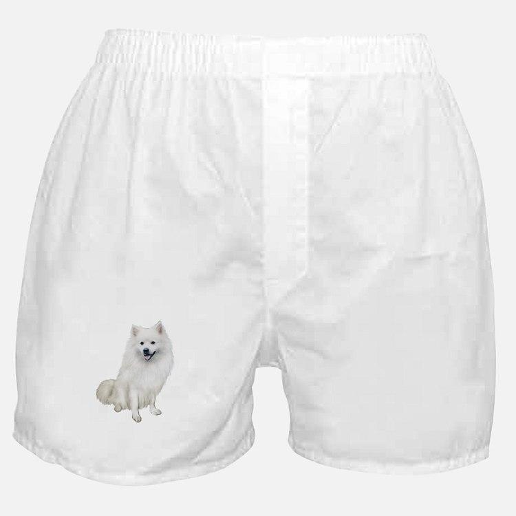 American Eskmio Dog Boxer Shorts