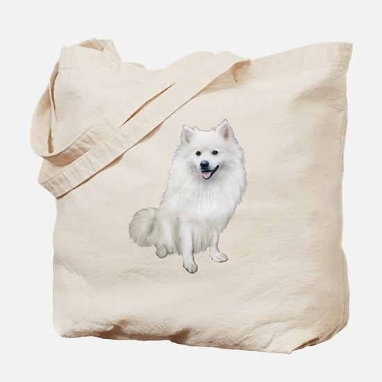 American Eskmio Dog Tote Bag