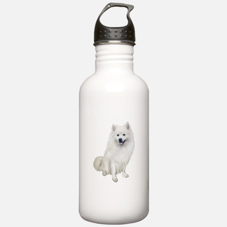American Eskmio Dog Sports Water Bottle
