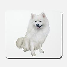 American Eskmio Dog Mousepad