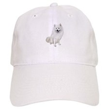 American Eskmio Dog Baseball Cap