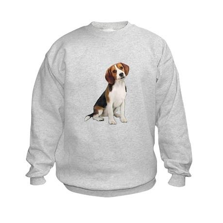Beagle #1 Kids Sweatshirt