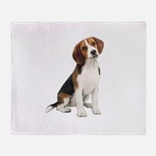 Beagle #1 Throw Blanket