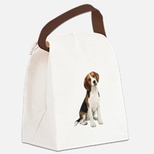 Beagle #1 Canvas Lunch Bag