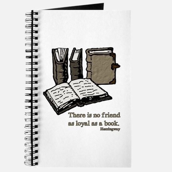 Books-3-Hemingway Journal