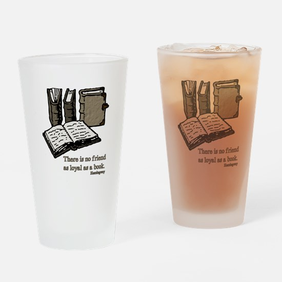 Books-3-Hemingway Drinking Glass