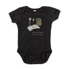 Books-3-Hemingway Baby Bodysuit