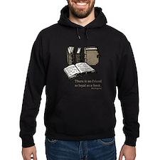 Books-3-Hemingway Hoodie