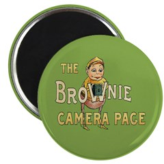 Brownie Camera Page Magnet
