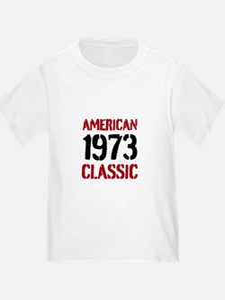 AMERICAN 1973 CLASSIC DARK T-Shirt