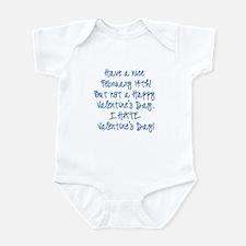 Unique Love sucks Infant Bodysuit