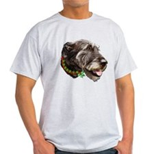 Irish Wolfhound Christmas T-Shirt