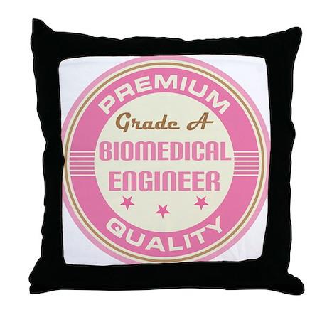 Premium quality biomedical engineer Throw Pillow