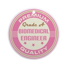 Premium quality biomedical engineer Ornament (Roun