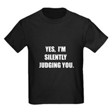 Silently Judging T-Shirt