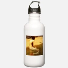 John Collier Mermaid Sports Water Bottle
