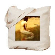 John Collier Mermaid Tote Bag