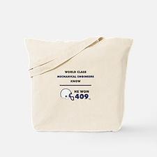 Mechanical Engineers Tote Bag