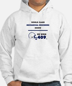 Mechanical Engineers Hoodie