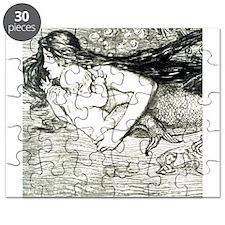 Amelia Bauerle Mermaid Puzzle