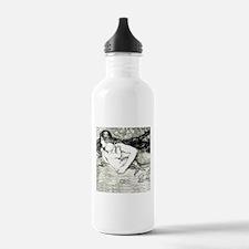 Amelia Bauerle Mermaid Sports Water Bottle