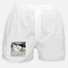 Amelia Bauerle Mermaid Boxer Shorts