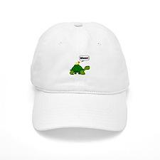 Snail Turtle Ride Baseball Baseball Cap