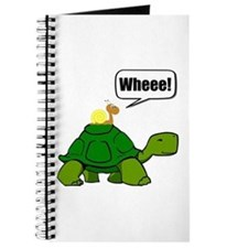 Snail Turtle Ride Journal