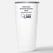 Molecular Biologists Travel Mug