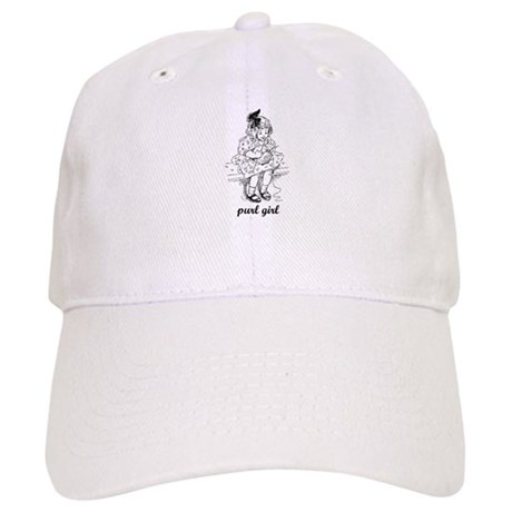 Knitting - Purl Girl Cap