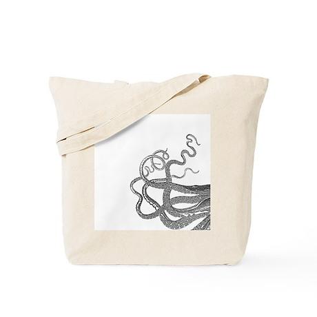 Kraken tentacles Tote Bag
