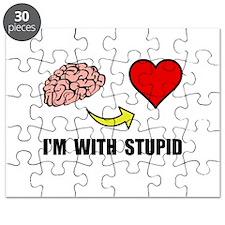 Stupid Heart Puzzle