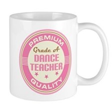 Premium quality Dance teacher Small Mugs