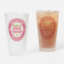 Premium quality Dance teacher Drinking Glass