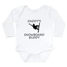 Daddys Snowboard Buddy Body Suit