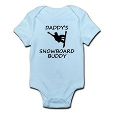 Daddys Snowboard Buddy Body Suit