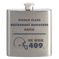 Restaurant Managers Flask
