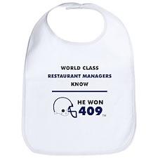 Restaurant Managers Bib