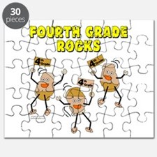Fourth Grade Rocks Puzzle