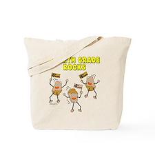 Fourth Grade Rocks Tote Bag