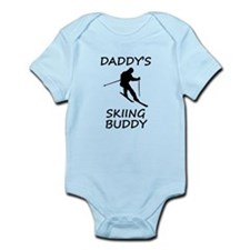 Daddys Skiing Buddy Body Suit