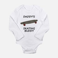 Daddys Skating Buddy Body Suit