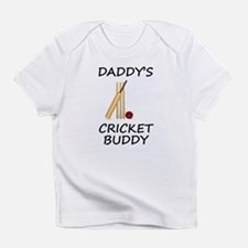 Daddys Cricket Buddy Infant T-Shirt