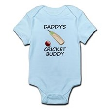 Daddys Cricket Buddy Body Suit