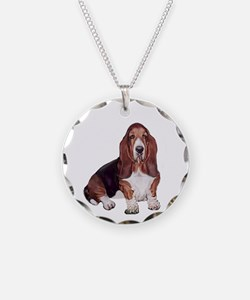Basset #1 Necklace