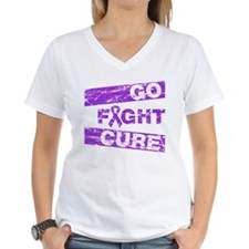 Pancreatic Cancer Go Fight Cure Shirt
